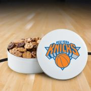 New York Knicks 112 Nibbler White Tin