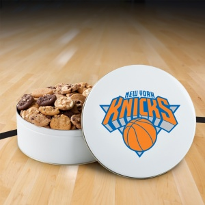 New York Knicks 112 Nibbler Tin
