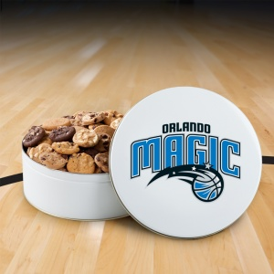 Orlando Magic 112 Nibbler White Tin