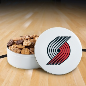 Portland Trailblazers 112 Nibbler Tin