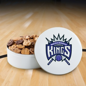 Sacramento Kings 112 Nibbler White Tin