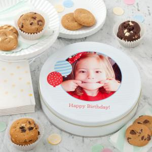 Happy Birthday Personalized Tin