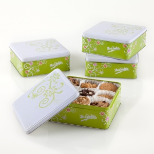 Mini Spring Tins by the Case