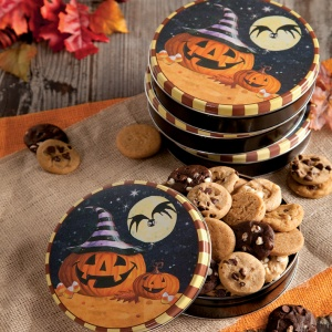 Happy Haunted Tins by the case