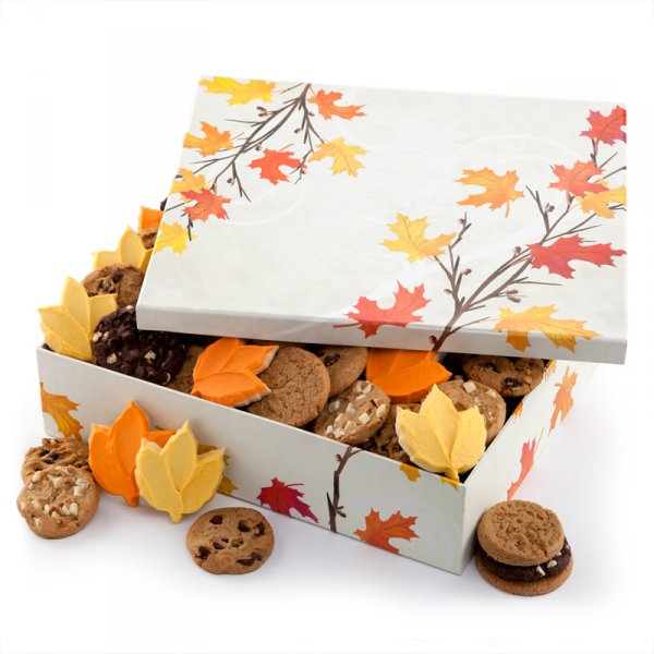 Fabulous Fall Leaves Box