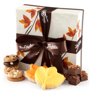 Fall Leaves Bites Box