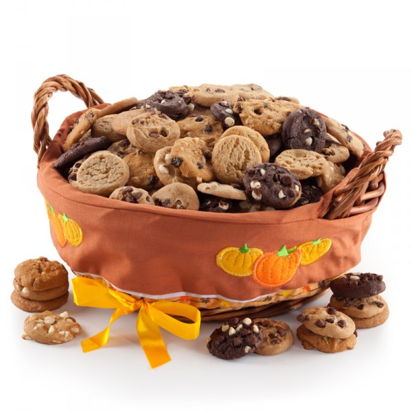 Autumn Delights Customizable Basket
