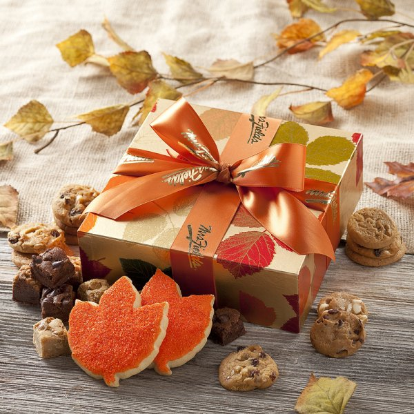 Fall Leaves Box