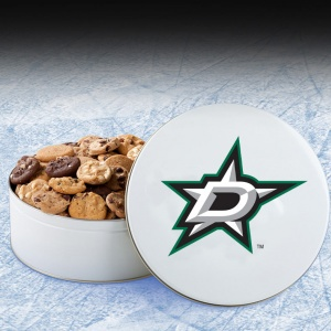 Dallas Stars Large Tin