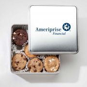 Ameriprise Financial Silver Tin Bulk