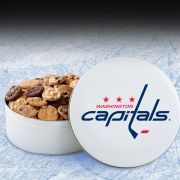 Washington Capitals 112 Nibbler White Tin