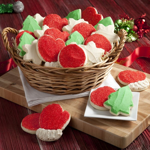 Frosted & Fabulous Basket
