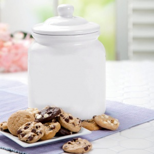 Spring Personalized Cookie Jar