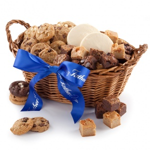 Fathers Day Sweet Sampler Basket