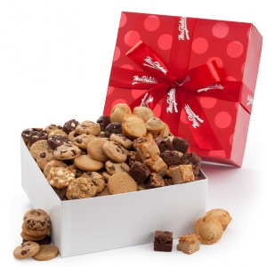 Delectable Bites Polka Dot Gift Box