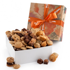 Fall Leaves Delectable Box