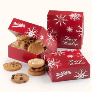 Happy Holidays Bites Box by the Case