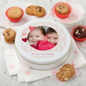 With Love Personalized Tins - - title -