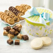 Spring Round Ribbon Box