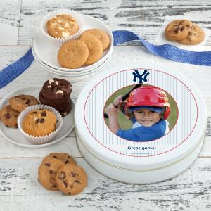 New York Yankees Personalized Tin