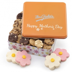 Mothers Day Daisy Tin
