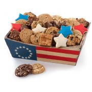 Patriotic Cookie Tray