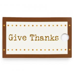Harvest of Treats Box - Give Thanks