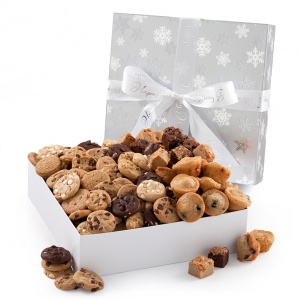 Festive Flurry Delectable Bites Box