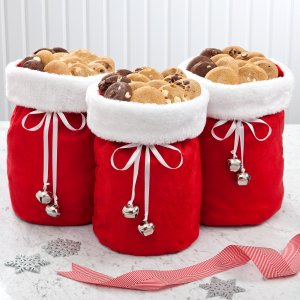 Santas Goodie Bag Case of 12