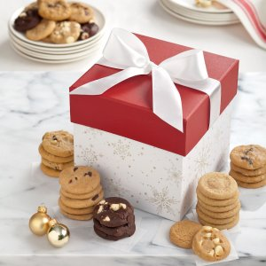 Frosted Holiday Box