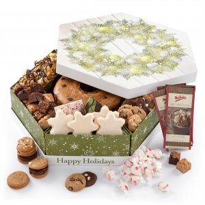 Winter Wreath Box