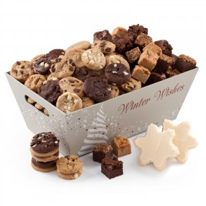 Winter Wishes Tray