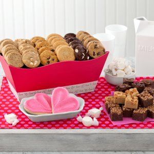 Sweet Love Tray of Treats