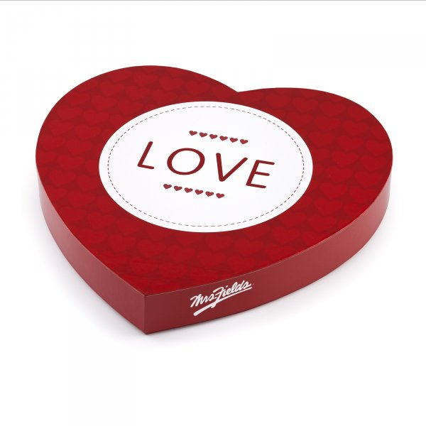 Large Heart Box Case of 10