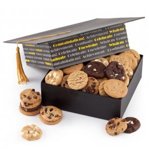 Graduation Cap Box Case of 4