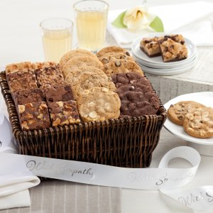 Sympathy Cookie  Brownie Baskets