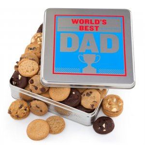 Fathers Day Nibbler Tins