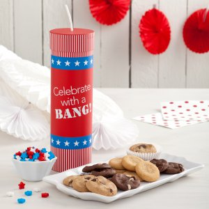 summer box patriotic fourth of july gift