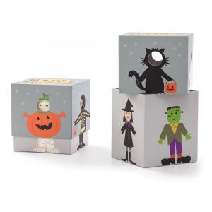 halloween box gift cookie box - Costume Box