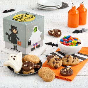 halloween box gift cookie box