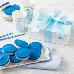 newborn baby gift box its a boy - 12 Cookies