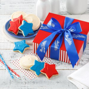 gift cookie cookies 4th july patriotic memorial day olympics team usa usa
