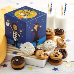Frightfully Friendly Cookie Box