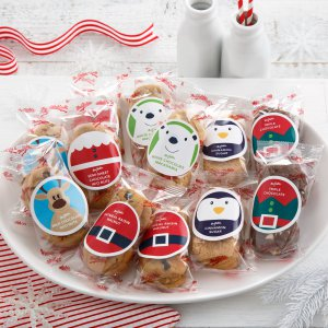 christmas xmas box gift holiday cookies cookie