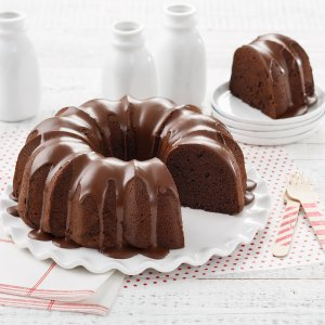 chocolate bundt cake cake gift tin