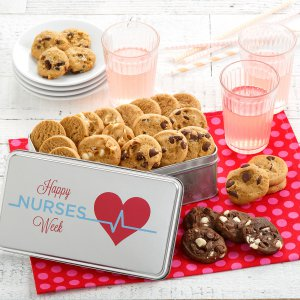Nurses Week Heartbeat Tin