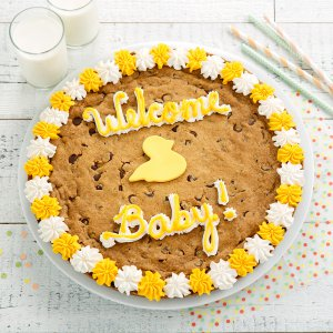 welcome baby cookie cake baby newborn baby boy baby girl baby gifts