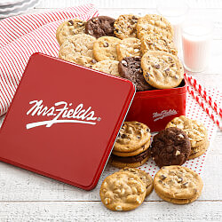 Two Full Dozen Signature Cookie Tin