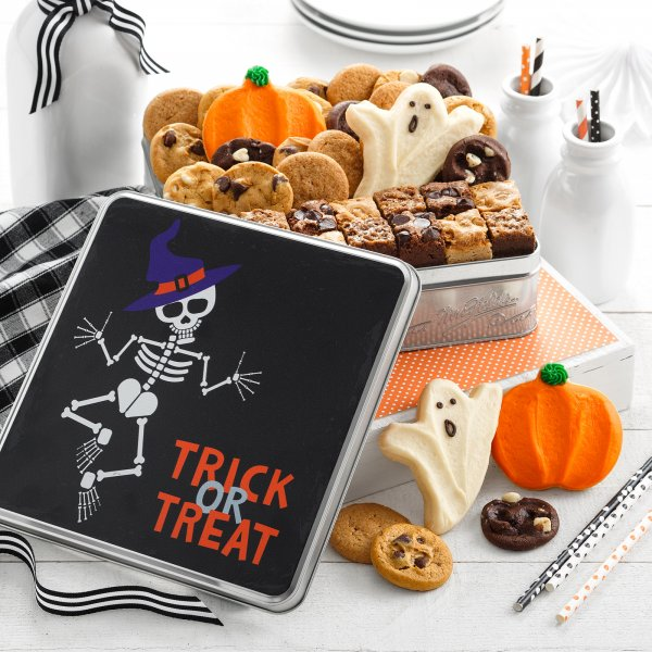 Trick Or Treat Skele-Tin Combo