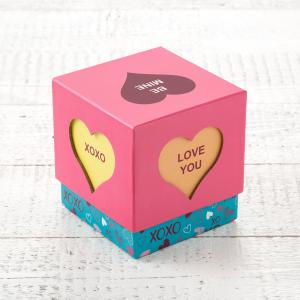 Conversation Hearts Combo Box - - title -
